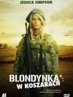 plakat filmu Blondynka w koszarach / Major Movie Star