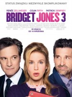 plakat filmu Bridget Jones 3