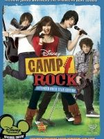 plakat filmu Camp Rock