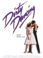 plakat filmu Dirty Dancing