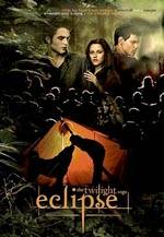 "plakat filmu Saga ""Zmierzch"": Zaćmienie / Twilight Saga: The Eclipse"