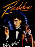 plakat filmu Flashdance
