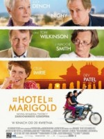Hotel Marigold / The Best Exotic Marigold Hotel plakat