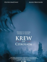 plakat filmu Krew jak czekolada / Blood and Chocolate