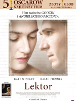 Lektor / The Reader plakat