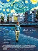 O północy w Paryżu / Midnight in Paris plakat