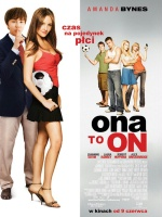 Ona to on / She's the Man plakat