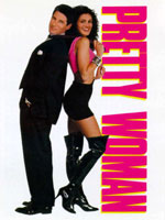 plakat filmu Pretty Woman