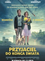 plakat filmu Przyjaciel do końca świata / Seeking a Friend for the End of the World