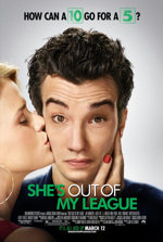 plakat filmu Dziewczyna z ekstraklasy / She's Out of My League