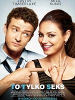 plakat filmu To tylko seks / Friends with Benefits