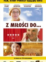 plakat filmu Z miłości do… / Song for Marion