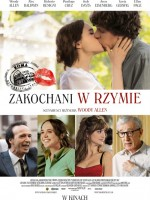 Zakochani w Rzymie / To Rome With Love plakat