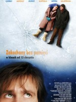 plakat filmu Zakochany bez pamięci / Eternal Sunshine of the Spotless Mind